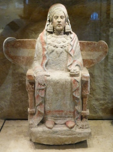 The Lady of Baza